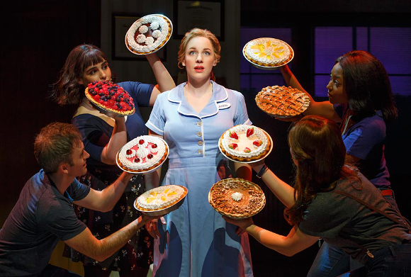 waitress broadway musical san fransisco tickets