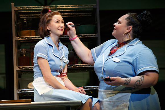 waitress musical live san fransisco golden gate theater get tickets