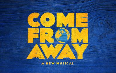 Come From Away at Golden Gate Theatre