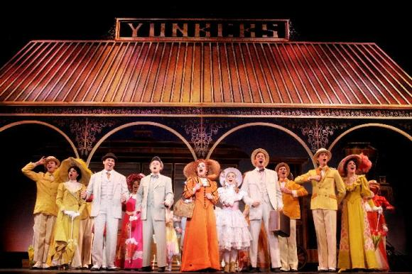 Hello, Dolly! at Golden Gate Theatre