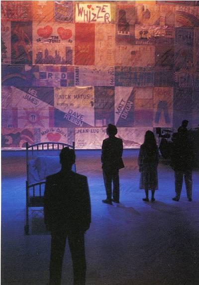Falsettos at Golden Gate Theatre
