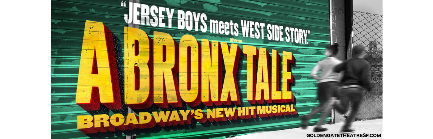 a bronx tale golden gate theatre
