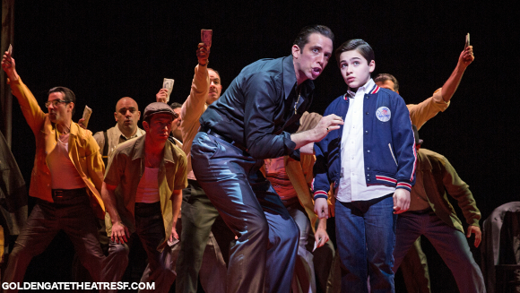 a bronx tale golden gate theatre san francisco