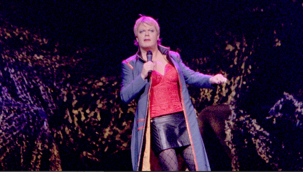 Eddie Izzard at Golden Gate Theatre