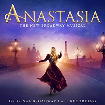 Anastasia at Golden Gate Theatre