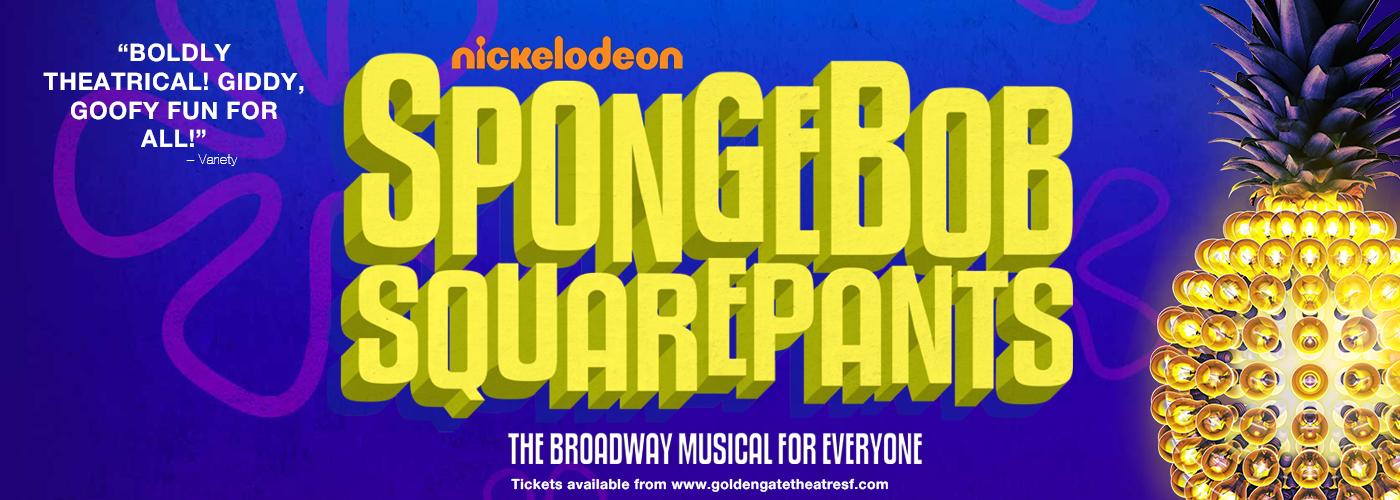 SpongeBob SquarePants The Broadway Musical
