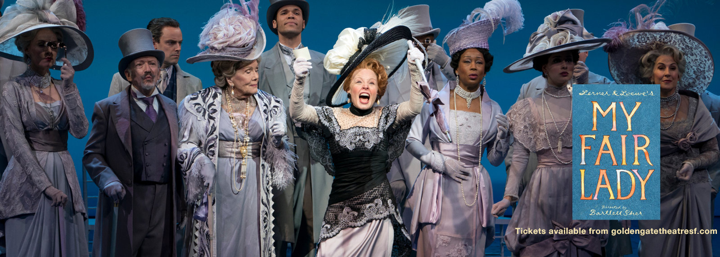 My Fair Lady on stage