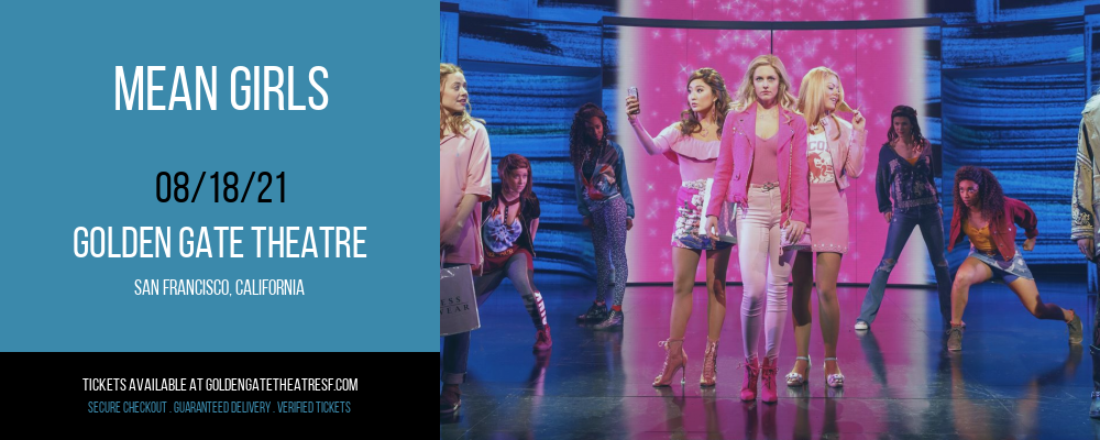 Mean Girls at Golden Gate Theatre