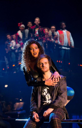 Rent at Golden Gate Theatre