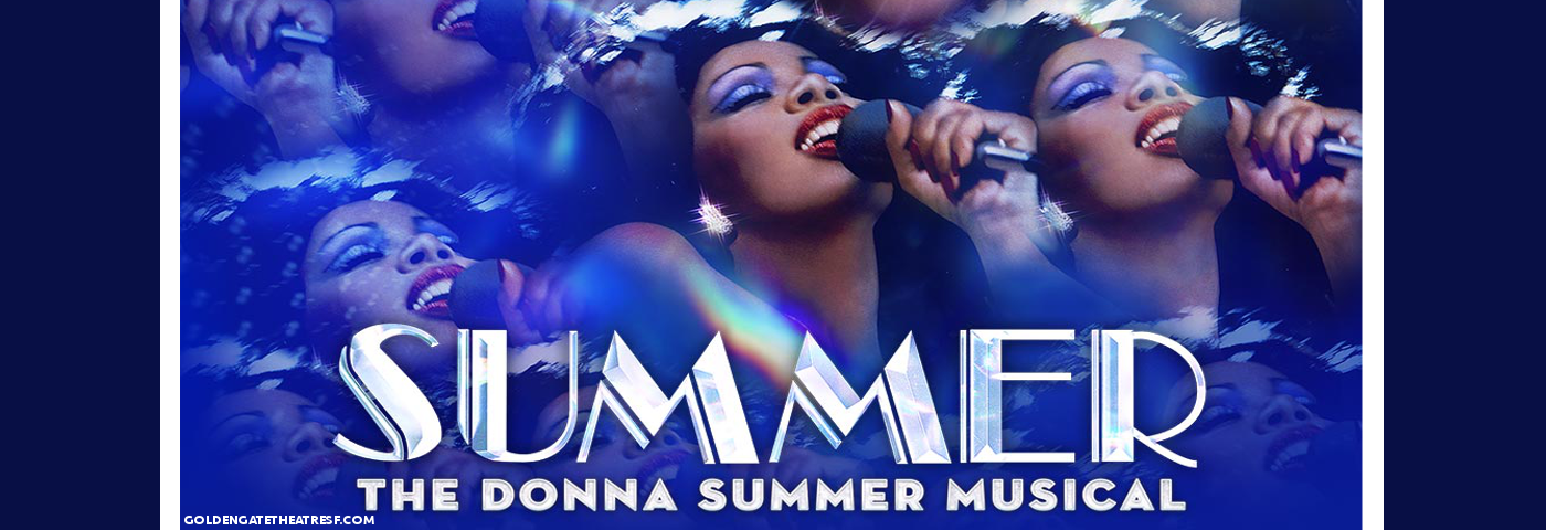 Summer: The Donna Summer Musical at The Golden Gate Theatre