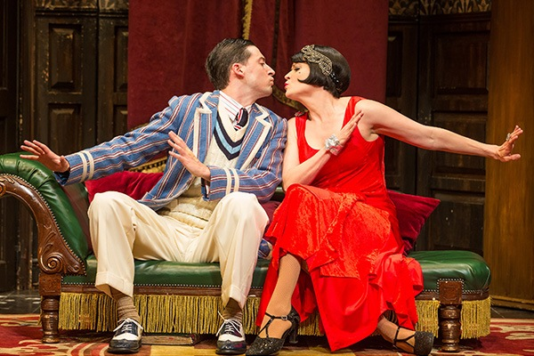The Play That Goes Wrong  at Golden Gate Theatre