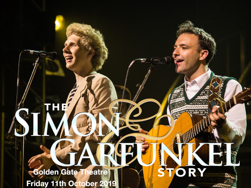 The Simon & Garfunkel Story at Golden Gate Theatre