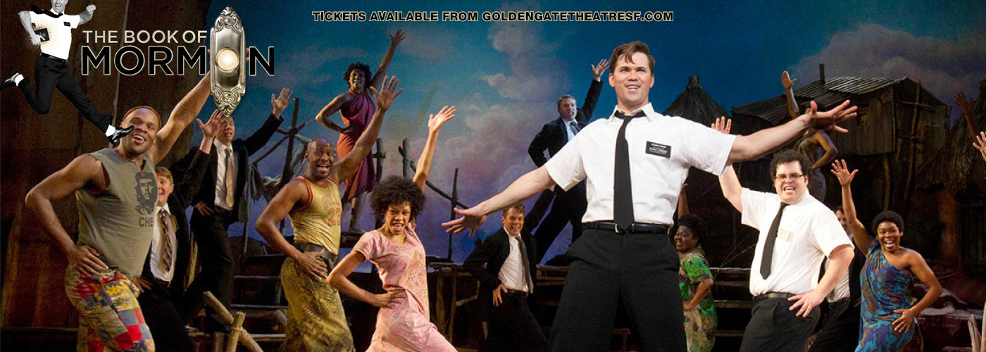 Book of Mormon on stage