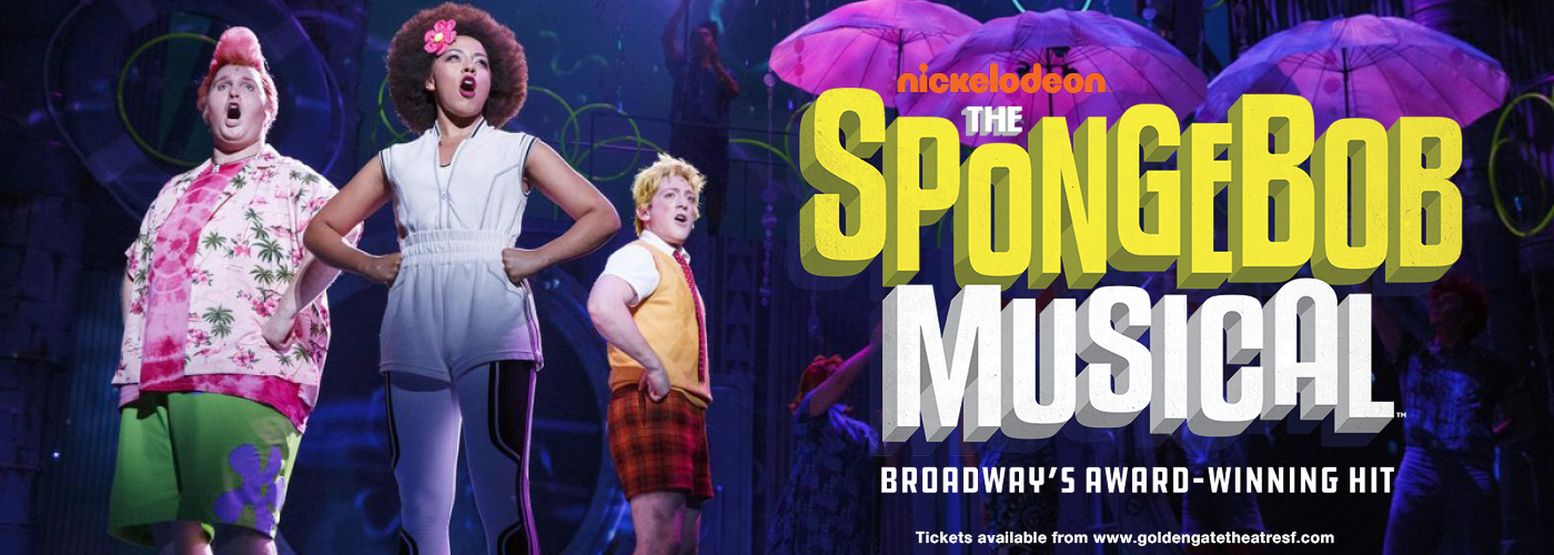 SpongeBob SquarePants The Musical tickets
