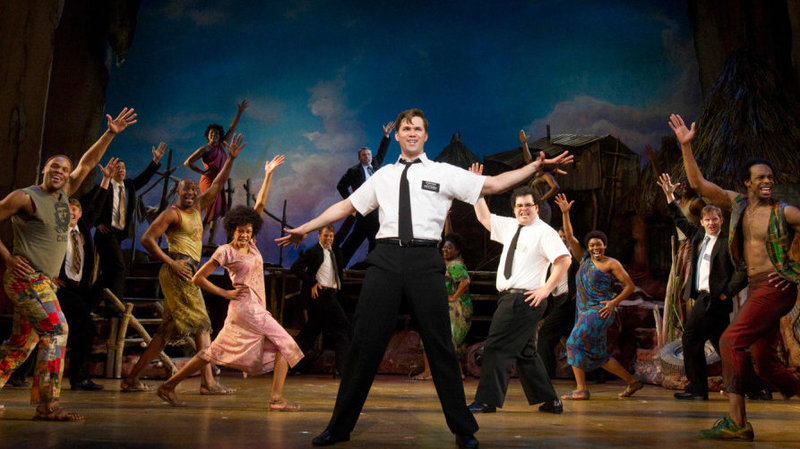 The Book Of Mormon at Golden Gate Theatre