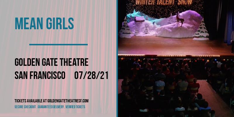Mean Girls at Golden Gate Theatre