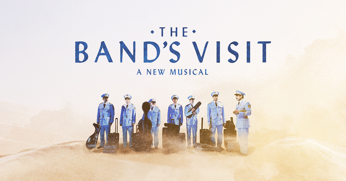 The Band's Visit at Golden Gate Theatre